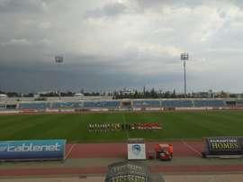Rusia y Letonia empataron a uno en Chipre. RFS