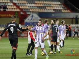 Valladolid y Reus empataron a dos goles en el Municipal de la localidad tarraconense. LaLiga