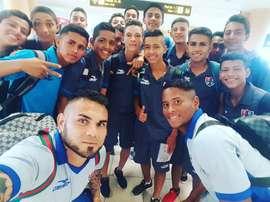 Deportes El paraguayo Bogado no se avergüenza de mostrar la barriga al celebrar sus goles. UComercio