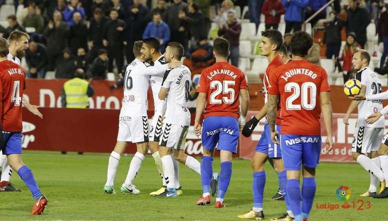 Gaffoor abandona el Albacete. LaLiga