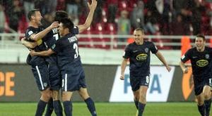 El Auckland City es el equipo más laureado de la OFC. AFP/Archivo