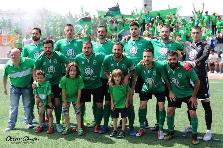 El Atlético Paso es equipo de Tercera División. Facebook/atleticopaso