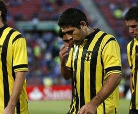 Guaraní se impuso por 3-1 a Zamora en la jornada 3 de la Libertadores. EFE