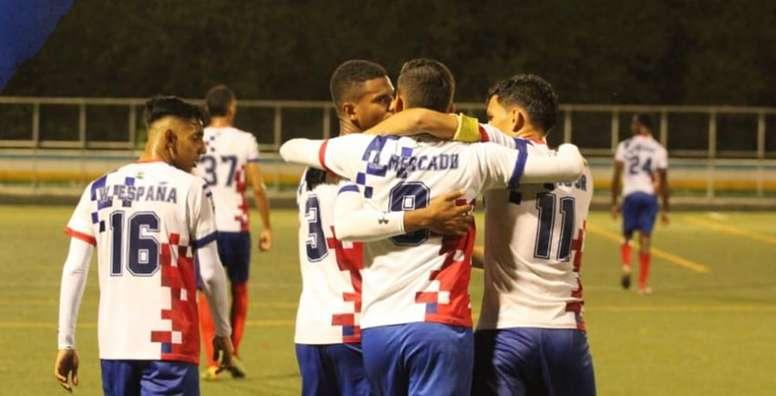 El Juventus Managua de Nicaragua goleó al Diriangén. Facebook/JuventusFCNi