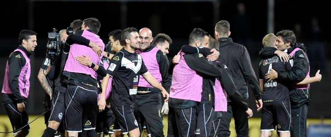 El Lugano se impuso por 3-2. SFL