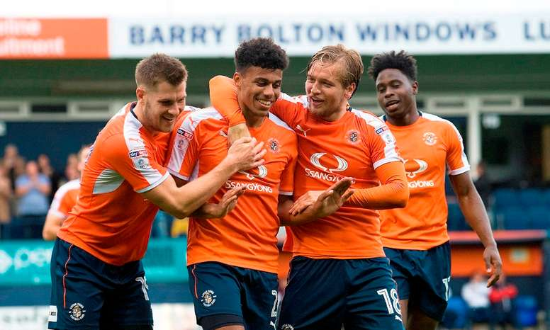 Luton Town are launching a promotion challenge in League Two. LutonTown