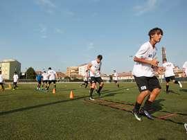 El Pro Vercelli podría hacerse en cuestión de horas con un refuerzo del Nápoles. FCProVercelli