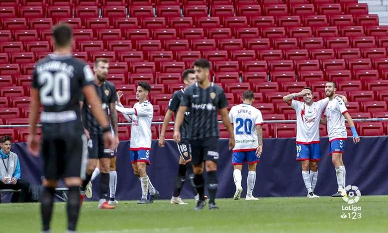 El Almería ya cayó ante el debutante Rayo Majadahonda el curso pasado. LaLiga