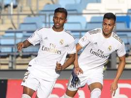 Segundo time do Real Madrid também terá redução nos salários. EFE