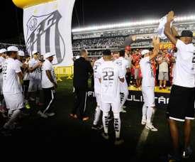 El Santos llega a un acuerdo con Felipe Gedoz. FPF