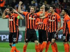 El conjunto de Lucescu speró al Olimpik por 3-0. Shakhtar