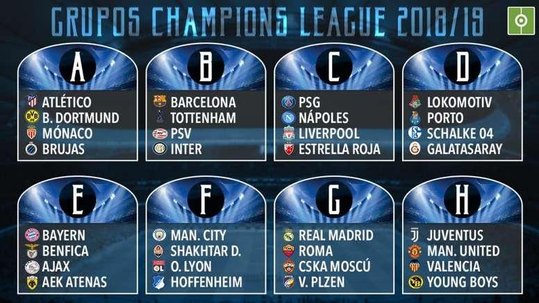 El Barcelona y el Valencia no tuvieron demasiada suerte. BeSoccer