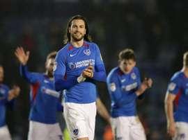 El resurgir de único equipo de inglés descendido administrativamente. Pompey