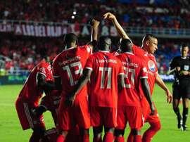 Nueva victoria en la Copa para los de Cali. EFE