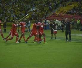 América de Cali sigue creciendo tras ganar a Atlético Bucaramanga. AmericadeCali