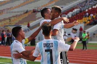 Así está la lucha por el Sudamericano Sub 17 y los billetes al Mundial. Sub17Peru2019