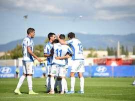Futbolistas ON pide igualdad para la vuelta de Segunda B y Tercera. Twitter/CDAtleticoBaleares