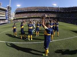Boca ganó sin problemas. Boca