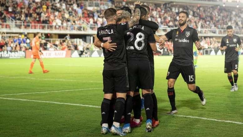 Rooney y su DC United dan un importante paso hacia el 'play off'. DCunited
