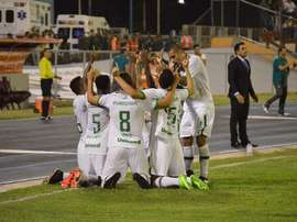 Chapecoense sigue sumando puntos en el Catarinense. Libertadores/Archivo