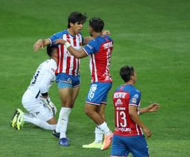 Chivas derrotó a Mazatlán y está en semifinales. Twitter/Chivas