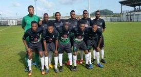 La Copa de Francia dio comienzo desde Martinica y Guadalupe. ClubFranciscain