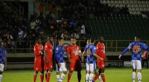 Boyacá Chicó regresa a la élite colombiana. Cortulua