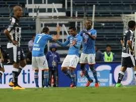 Cruz Azul empieza recuperar la confianza en el campeonato consiguiendo victorias. ElUniversal/Archiv