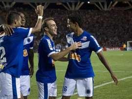 Cruzeiro llega con la moral baja tras perder la final del Mineiro. EFE