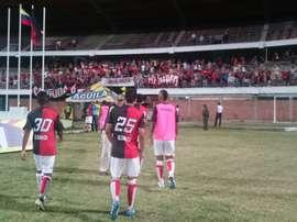 Cúcuta no fue capaz de lograr al menos el empate fuera de casa. Cúcuta