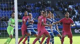 El Málaga recibe al Dépor. LaLiga