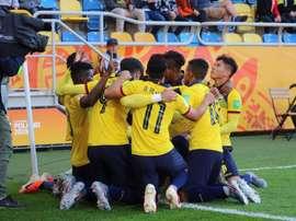 Ecuador may still qualify after eliminating Mexico. FEFecuador