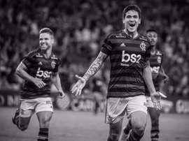 Va por vosotros. Flamengo