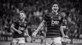 Foi por vocês.. Flamengo