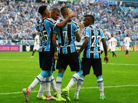 O Grêmio que a Ángelo Rodríguez. Gremio