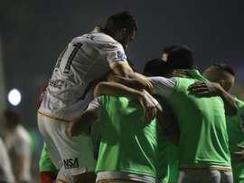 Guaraní sumó su segunda victoria consecutiva. Guarani