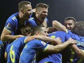 Kosovo e Islandia mantienen la esperanza; Albania, sin opciones. EPA/EFE