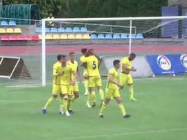 Kosovo Sub 21 también ganó. Captura/Youtube