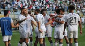 El club leonés tiene nuevo presidente. Twitter/CyDLeonesa