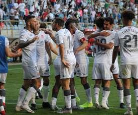 La Cultural ha goleado al Bilbao Athletic 5-2. Twitter/CyDLeonesa