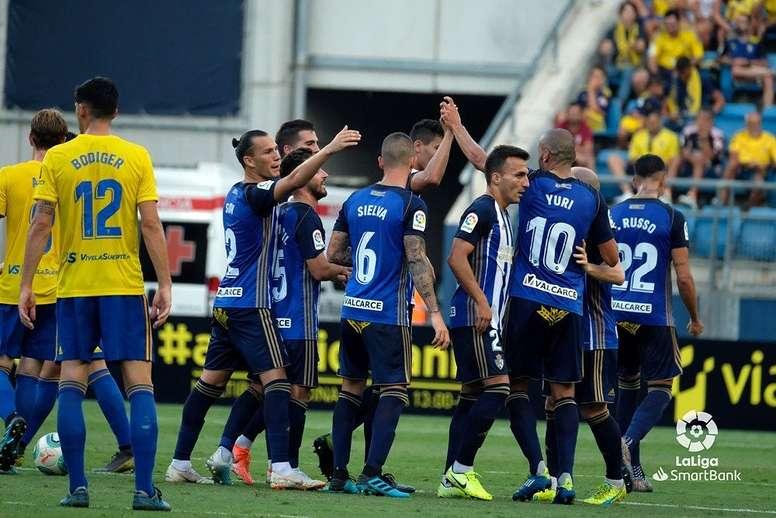 La Ponferradina recibe al Zaragoza. LaLiga