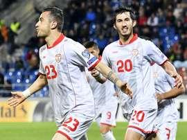 Macedona aprovechó las carencias de Liechtenstein. ESPN