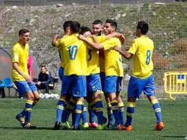 Las Palmas Atlético no pasó del 0-0 en casa ante el Vera. LasPalmas