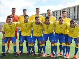 El filial de Las Palmas ya es de Segunda B. UDLasPalmas