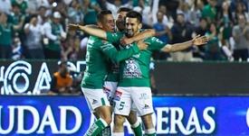 León lleva doce victorias consecutivas. Twitter/ClubLeon