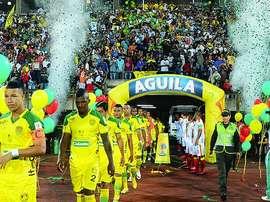 Leones ya está en la máxima categoría del fútbol colombiano. LeonesFC