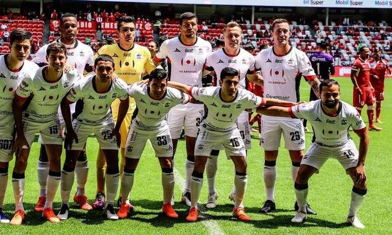 Juárez compra la franquicia de Lobos y jugará en Primera. Twitter/LobosBUAPMX