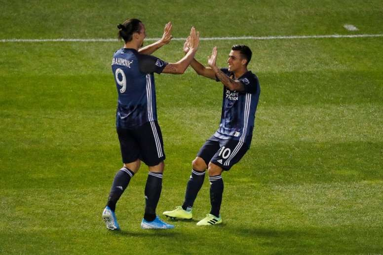 Una anécdota 'made in Angelici. LAGalaxy