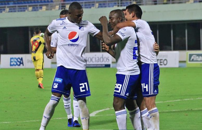 Sigue el directo de la última jornada de la fase de grupos de la Copa Colombia. Millonarios