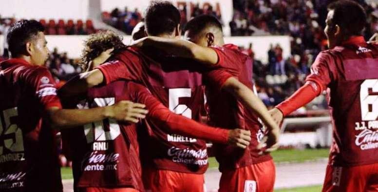 Zacatepec y Mineros dan la sorpresa en la Copa. Twitter/minerosfc